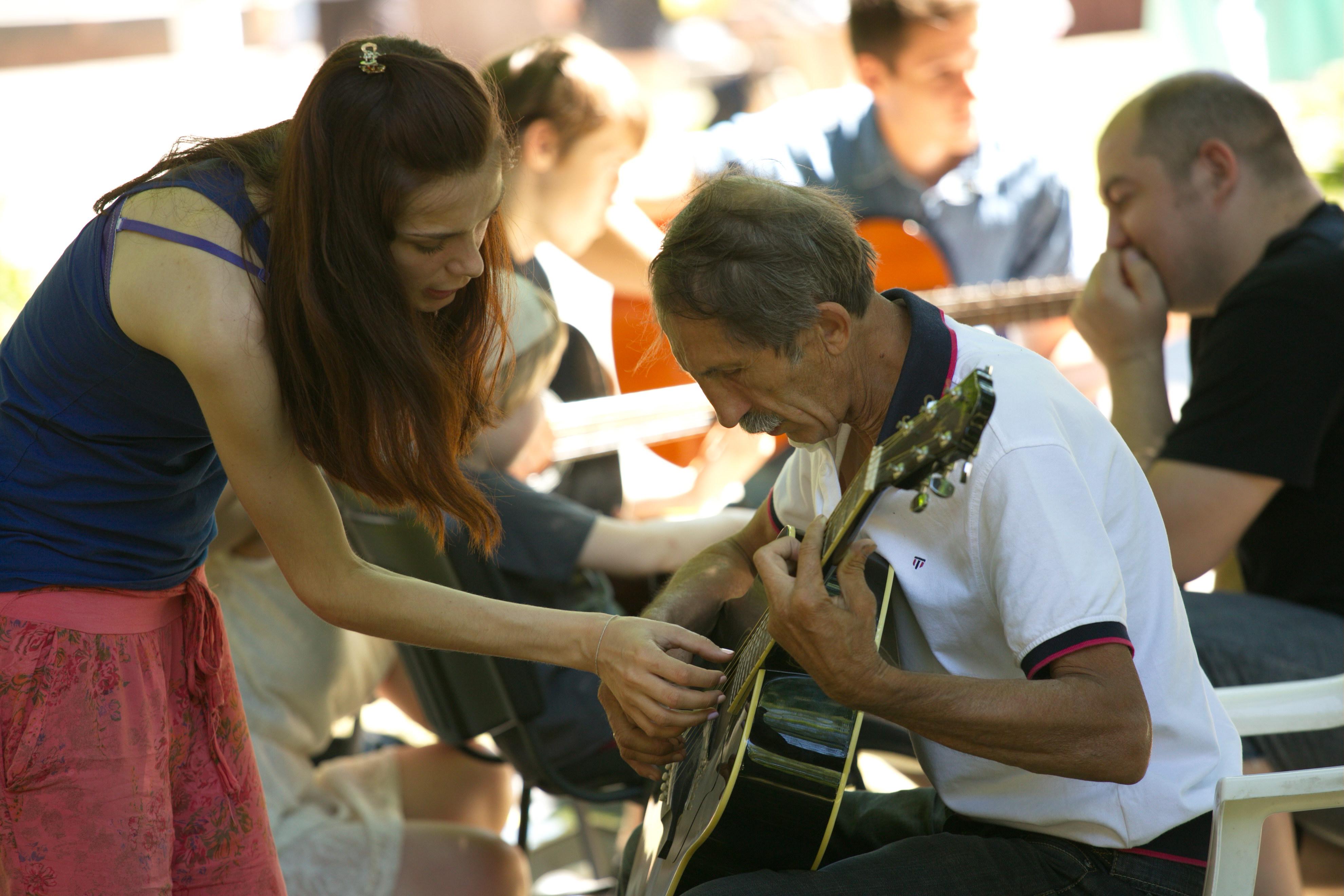 Гитара для всех!